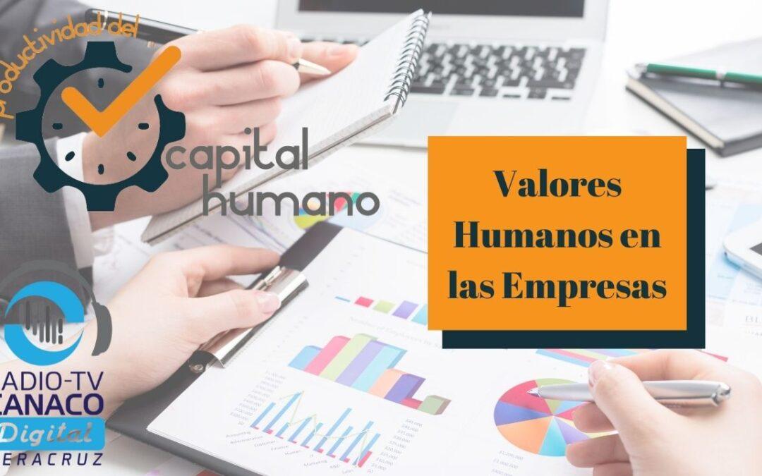 Valores Humanos en las Empresas