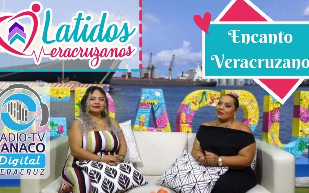 Encanto Veracruzano⚜️ Invitado especial: Reyna Fierro – Cantante 🎤🎶