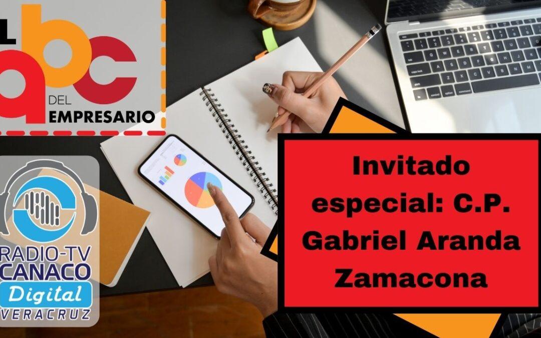 ⚜️Invitado especial: C.P. Gabriel Aranda Zamacona